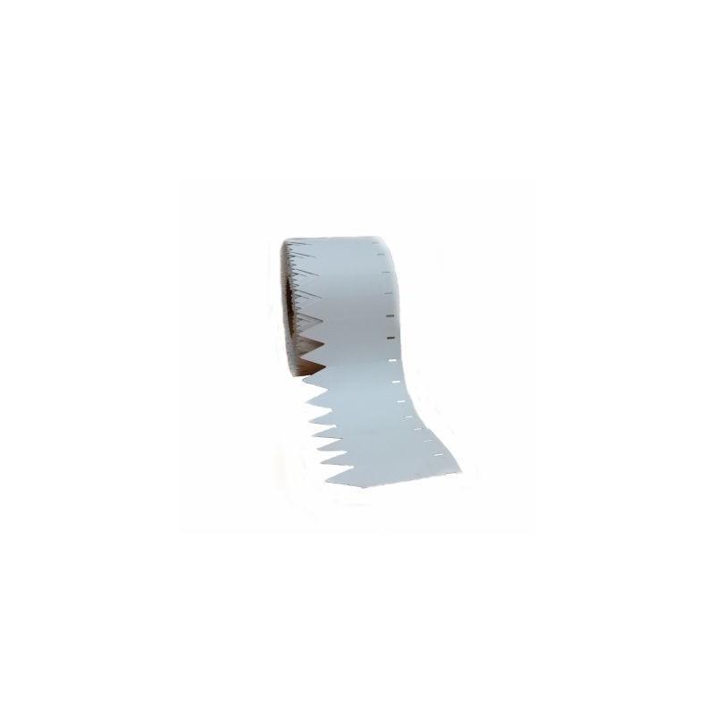 Puntalino 120X25 mm. 1P bianco