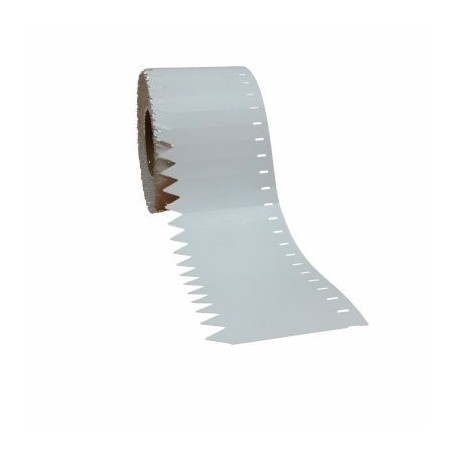 Puntalino 120X17 mm. 1P bianco