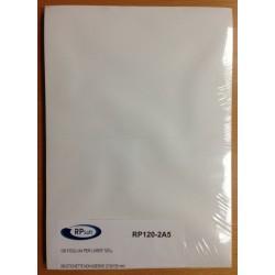 Fogli in plastica f.to A5 120 µ